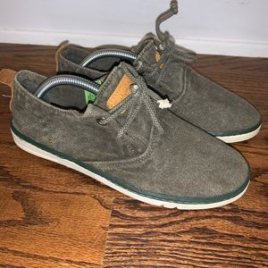 Timberland Hookset Handmade Canvas Shoes size 3.5